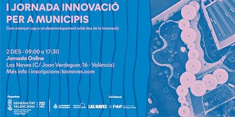 Jornada Innovació per a Municipis tickets