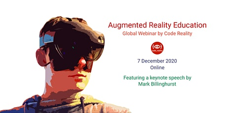 Augmented Reality Education Global Webinar tickets