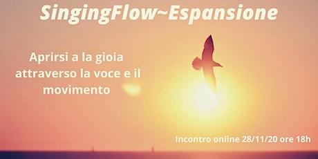 SingingFlow~Espansione biglietti