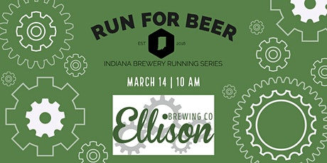 Beer Run - Ellison Brewing | 2021 Indiana Brewery Running Series tickets