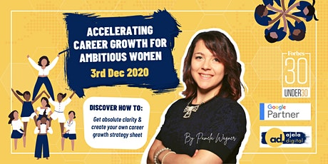 Breakfast Workshop: Accelerating Career Growth for Ambitious Women tickets