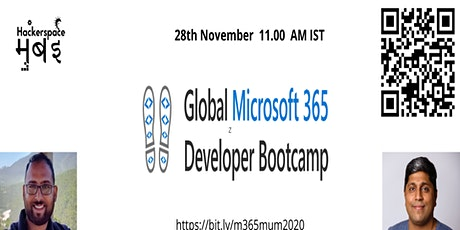 M365 Bootcamp 2020 - Mumbai- Virtual tickets