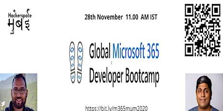 M365 Bootcamp 2020 - Mumbai- Virtual biglietti