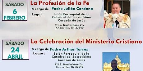 Certificación Diocesana sobre el Catecismo: Los 4 Pilares de la Fe Nivel 1 tickets