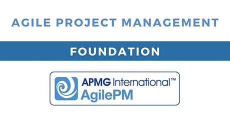 APMG Agile Project Management Foundation tickets