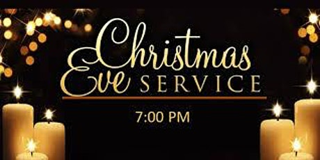 7:00 pm Christmas Eve Candlelight Service tickets