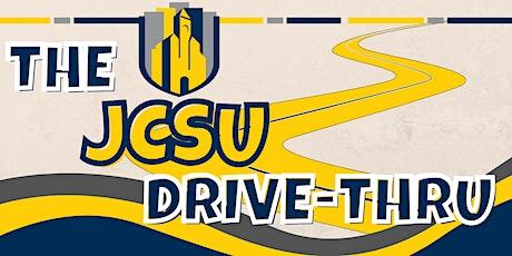The JCSU Drive-Thru tickets