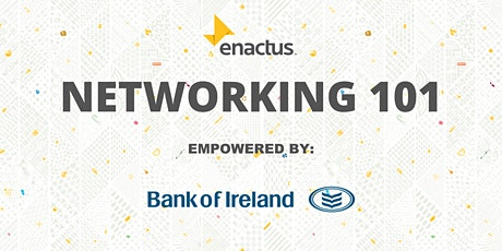 How to Network with Pat Carroll from Bank of Ireland tickets