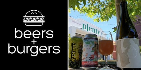 Beers & Burgers @ Plenty #6 tickets