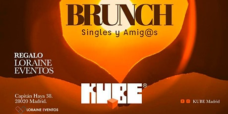 Brunch y Tardeo en Kube- Catering y DJ Ñete Riduejo entradas