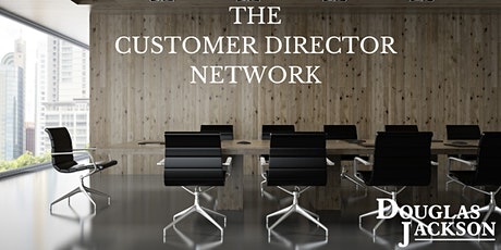 The Customer Director Network tickets
