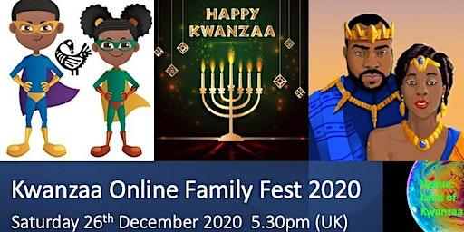 Kwanzaa Online Family Fest