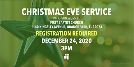 Christmas Eve at FBCOP - 3pm tickets
