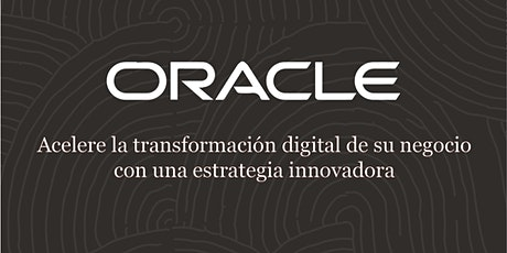 Acelere la transformación digital de su negocios con una estrategia innovad entradas