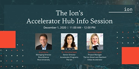 Accelerator Hub Info Session tickets