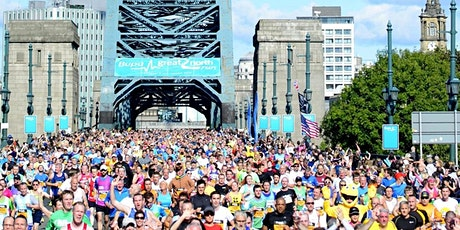 The Eve Appeal  Charity Place Application - Great North Run 2021 tickets