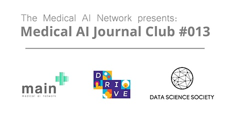 Medical AI Journal Club #013 tickets