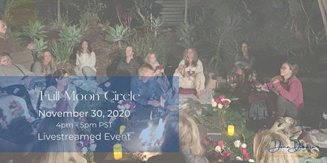 Full Moon Gemini - Lunar Eclipse - Global Circle tickets