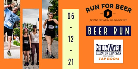 Beer Run - Chilly Water Taproom | 2021 Indiana Brewery Running Series tickets