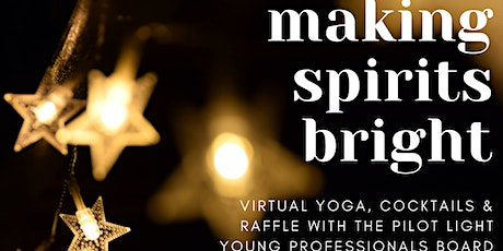 Making Spirits Bright: Yoga + Hot Toddies with Pilot Light's YPB tickets