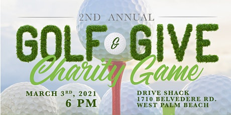 2021 2nd Annual Golf and Give Charity Game: Presented Comcast tickets