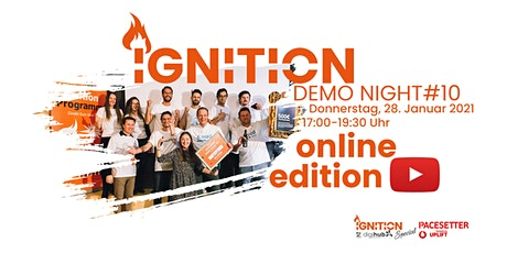 Ignition Demo Night #10 Tickets