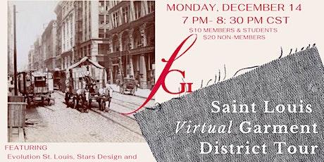 FGI St. Louis Garment District Virtual Tour tickets