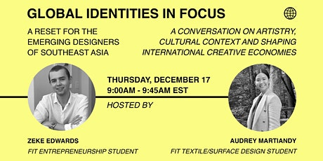 Global Identities in Focus: A Reset for Emerging Artists in Southeast Asia tickets
