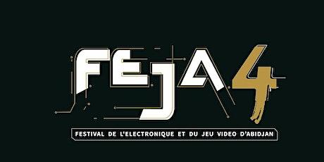 FEJA 4 - Panel 6: Réalité virtuelle en Afrique billets