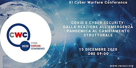 XI Edizione Cyber Warfare Conference biglietti