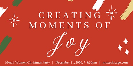 Mox.E Women Christmas Party tickets