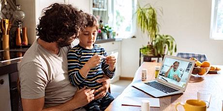 The Pediatric Telehealth Visit (Webinar) tickets
