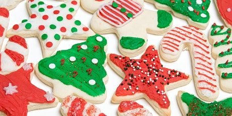 Make & Take: Decorate Sugar Cookies for the Holidays tickets