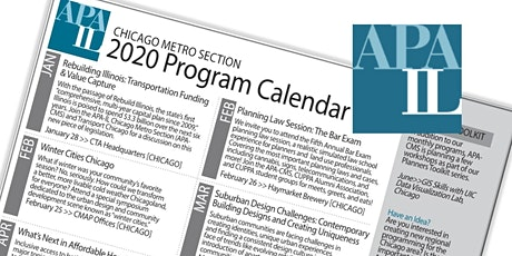 APA CMS 2021 Event Programming Meeting tickets