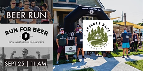 Beer Run - Guggman Haus Brewing | 2021 Indiana Brewery Running Series tickets