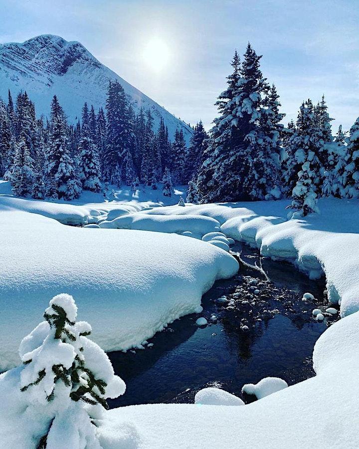 Intermediate Guided Hike- Chester Lake image