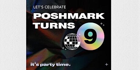 Poshmark Turns 9 Birthday Party in Spanish tickets