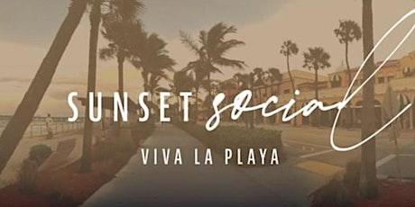 Sunset Social tickets