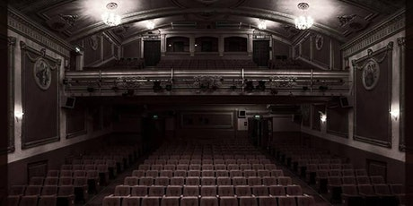 Ghost Hunt At The Haunted Savoy Theatre Monmouth tickets