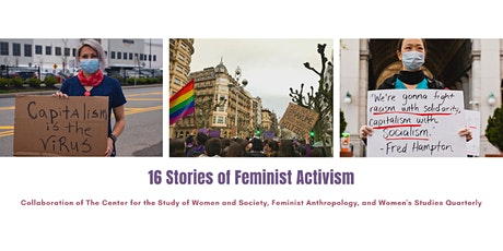 16 Stories of Feminist Activism tickets