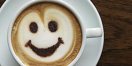 Coffee with WIP: Cornell Coffee Talk- December TA Call tickets