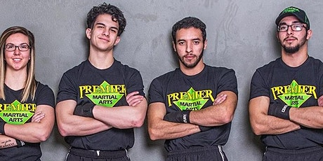 Free Teens/Adults Trial MMA Class- North Augusta tickets