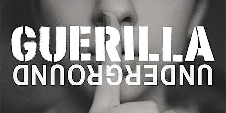 Guerilla Underground: Dreamwalker Digital tickets