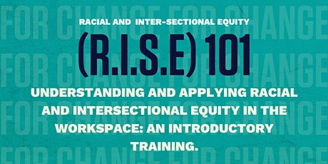 R.I.S.E. :: An Introductory Workshop tickets