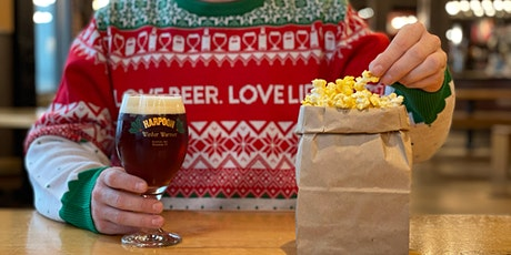 Harpoon December Movie Nights tickets