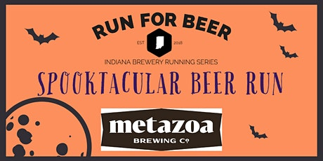 Beer Run - Metazoa Brewing | 2021 Indiana Brewery Running Series tickets