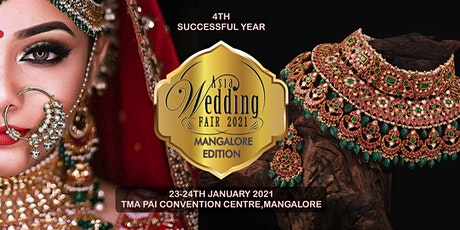 Asia Wedding Fair Mangalore 2021 tickets