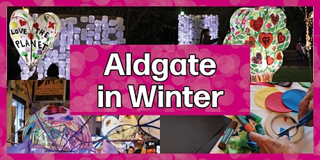 Aldgate in Winter Online Drop-in: Meet the team! tickets