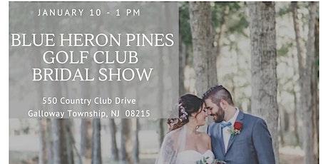 Blue Heron Pines Golf Club Bridal Show tickets