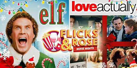 Flicks and Rose Movie Nights 2020 Christmas Edition tickets